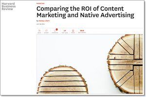 HBR-Content-marketing