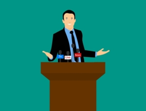 How I Accidentally Became a Public Speaker