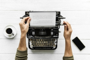 The secret to finding your blog writing style