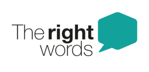 The Right Words Logo