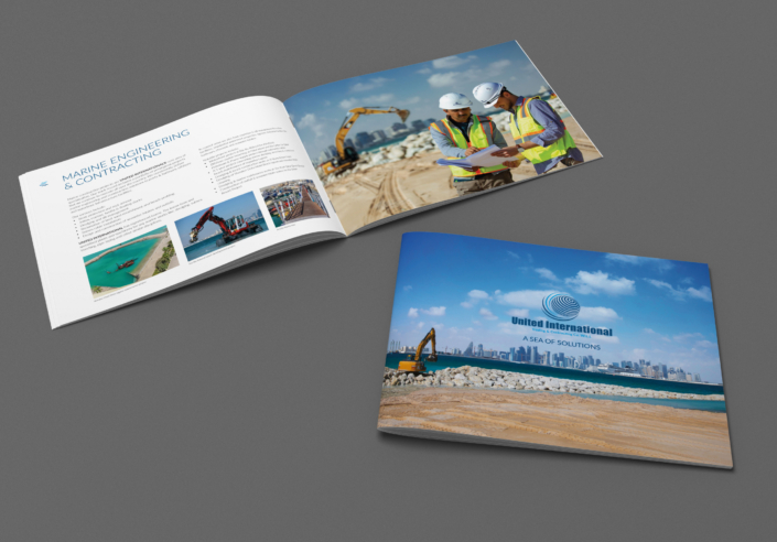 Brochure mockups are ready-made graphics which are made to help you present your mockup design in the realistic printed like way.