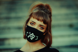 making masks during covid-19 pandemic